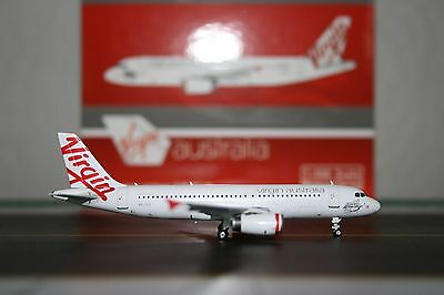 Phoenix 1:400 Virgin Australia Airbus A320-200 VH-YUD (PH4VOZ1087) Model Plane