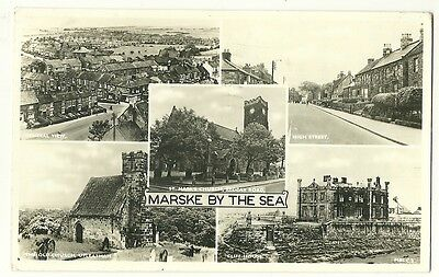Marske-by-the-Sea - a photographic multiview postcard
