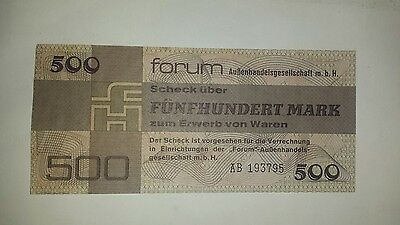 DDR Forumscheck 500 Mark 1979  (AB 193795)