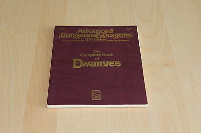 AD&D 2nd Edition - Complete Book of Elves (gebraucht)