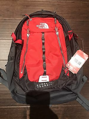 "The North Face Men's  Surge 2 Transit  NWT $130  ""FREE 3DAYS SHIPPING"""