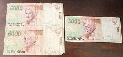 Bank Of Indonesia X3 Note