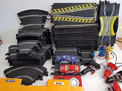 Job Lot of Scalextric Track and Accessories