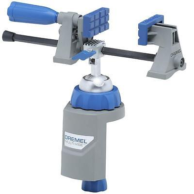 Dremel, New Multi-Vise Attachment for Rotary Tools ,Great Multi-Use Vise