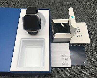Fitbit Blaze Smart Stylish Wireless Activity HeartRate Sleep Super Watch