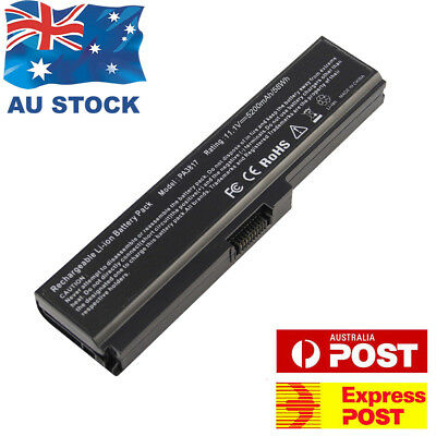 For Toshiba Satellite P750 P750D P770 P775 Laptop Battery PA3817U-1BRS PA3819 AU