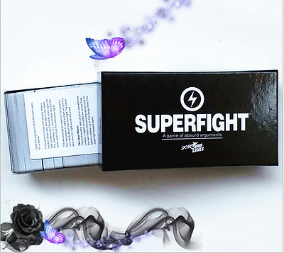 Superfight: 500-Card Core Deck Party Fun Cards Game Board Game