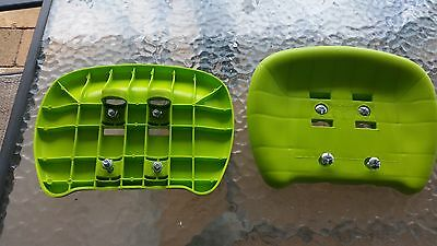 Hills Playtime Swing Set -Parts Only - Glide Swing Seats - Green - New