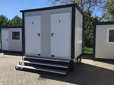 wc container toilettenwagen neu eur. Black Bedroom Furniture Sets. Home Design Ideas