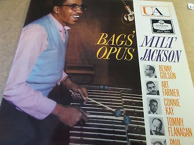 Milt Jackson,bags Opus,lp On London Ltz T 15172,1959