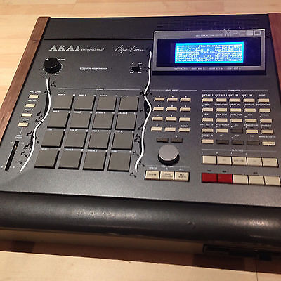 AKAI MPC60mkI mk1 LED SCREEN LCD  display NEW!!including metal frame for install