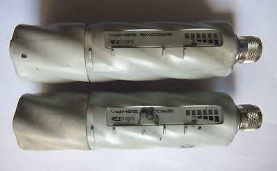 2 pack Mikrotik Routerboard Groove 52Hpn