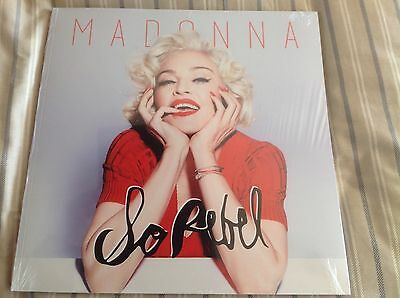 Madonna So Rebel Photo Book Sealed Rare Collectable Deleted Tour bitch im