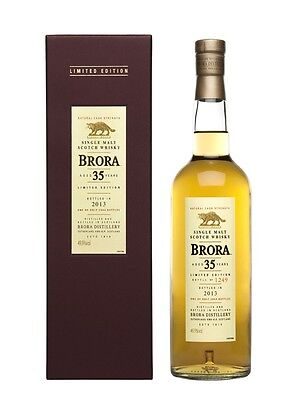 Whisky BRORA 12th release