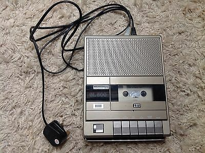 Rare Vintage ITT SL500 Tape Cassette Player/Recorder
