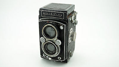 Rolleiflex New Standard TLR Camera Twin Lens Reflex Camera K11