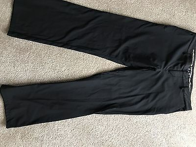 Ladies Underarmour Golf Trousers. Size 12/14