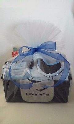 Baby Boy Gift Basket, Shower or New Baby