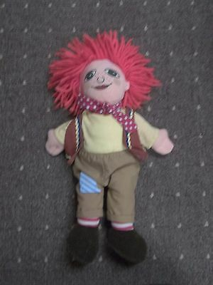 "Jim Plush Rosie And Jim 10"" No Bag"