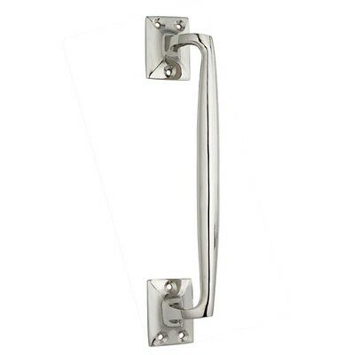 Cranked Pull Handle In Various Finishes & Sizes (200mm), (250mm), (300mm)