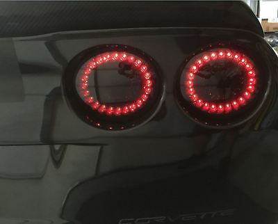 Corvette C6, Z06, ZR1, EU-/ US Tail Light Conversation Kit, Rückleuchten