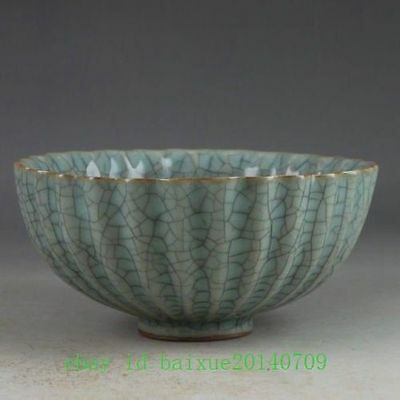 Usable Antique Chap Porcelain Chinese Old Collectable Handwork Wine Bowl