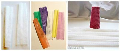 Nets Embroidery Thread Nets  Clear or Assorted Colors BUY USED & SAVE MONEY