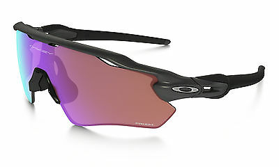 Oakley Radar EV XS Path Kinder Steel / Prizm Golf Kids Sport unisex Sonnenbrille