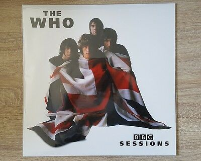 The Who: BBC Sessions ~ Vinyl LP ~ UK reissue ~ Brand New Sealed