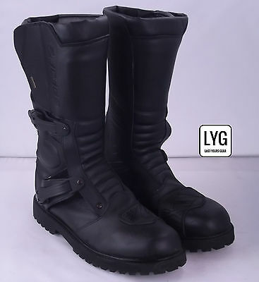 Spada  – Motorcycle MotorBike Leather Boots – Sale – SIZE 11