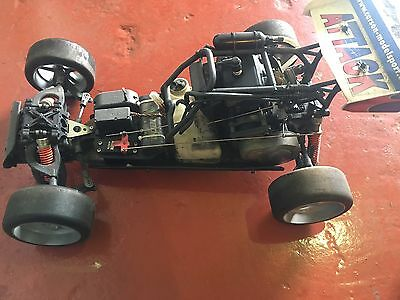 26cc rc radio controlled model carson attack not fg marder baja