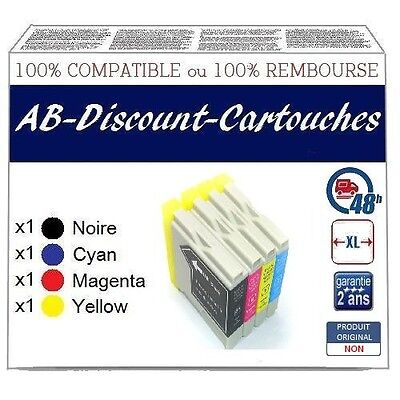 B1000 Cartouches !!NON OEM !! compatibles avec  BROTHER DCP350C