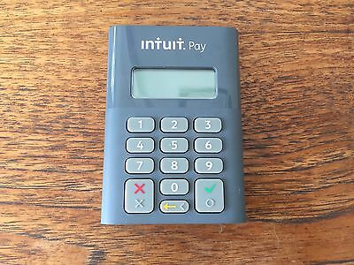 Intuit Pay - Mobile Card Reader - Accept Credit Cards Anywhere (Chip & PIN)