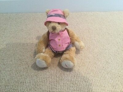 British Airways Amy teddy bear by Russ