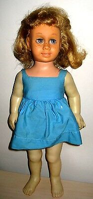 Vintage 1960 Mattel Chatty Cathy Doll - Original Outfit - Still Talks Great!!!