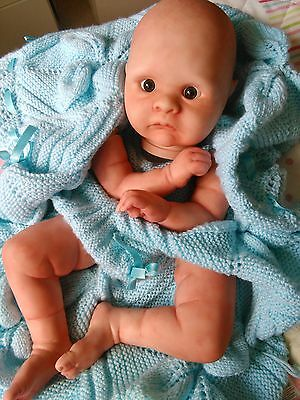 painted reborn doll kit