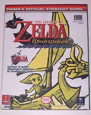 The Legend Of Zelda Link To The Past/the Wind Waker Guida Strategica Ufficiale