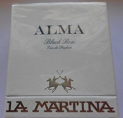 LA MARTINA ALMA COLLECTION - BLACK ROSE 50ml eau de parfum