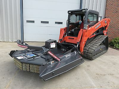 Paladin Bradco BC72GS Forestry Cutter Skid Loader Attachment New Free Shipping
