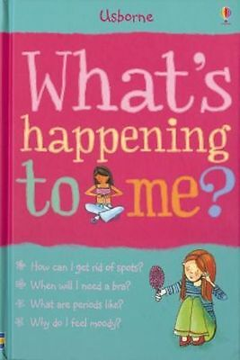 Usborne: What's Happening to Me? (Girls)