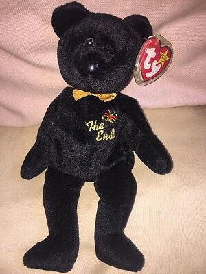 Beanie baby  ty - The End