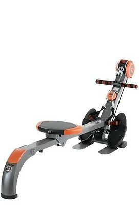 Body Sculpture Rower and Gym (Foldable)