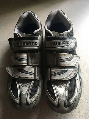 Shimano SPD Road Cycling Shoes Size 10/45