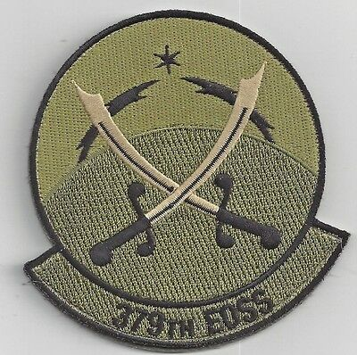 Patch Usaf 379Th Expeditionary Operations Support Sq Eoss New Ocp Colors     J