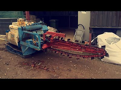 AFT TR2 Trencher