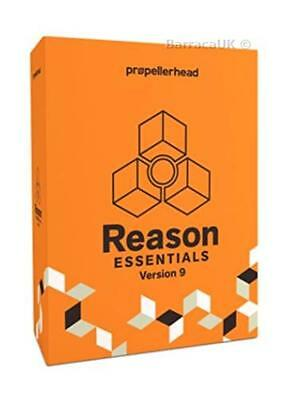 NEW Propellerhead Reason 9 Essentials Music Production Software