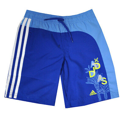adidas performance boys blue swim shorts. Swim bermuda. Age 18-24 Months.