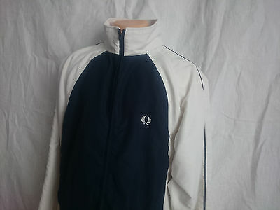 Fred Perry Mens Tracksuit Sweatshirt Size L Large
