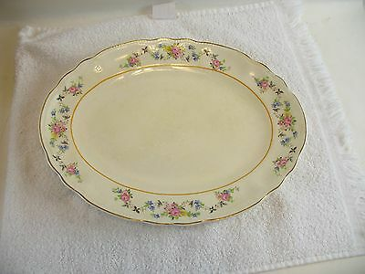 Turkey Platter Sovereign Potters Farthenware  Canada
