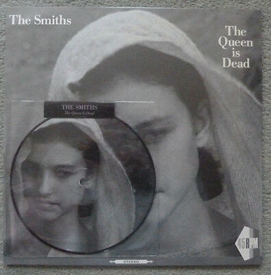 """The Smiths..queen Is Dead 7"""" Pic Disc & 12"""" Ep..31St Anniversary Set.mint Sealed"""